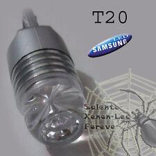 LAMPADA T20 W21/5W 7443 10-30V BIPOLO LED CREE 5000k Mod DIAMANTE DRL CANBUS