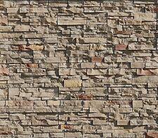 Thin Stone Veneer Cultured Williamsport Mosaic Ledge Stone Panels! 1 Pallet