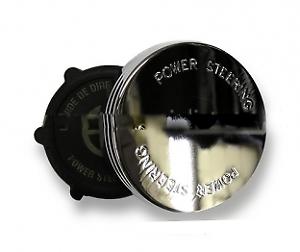 FOCUS Mk2 mirror finish cog type power steering cap cover in aluminium