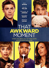 That Awkward Moment (DVD, 2014, Includes Digital Copy UltraViolet)