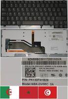 TECLADO QWERTY Árabe DELL Latitude E6420 NSK-DV0BC PK130FN1B29 0M1HH7 Backlit