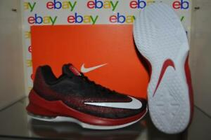 10fcbdb0040c Nike Air Max Infuriate Low Mens Basketball Shoes 852457 006 Red ...