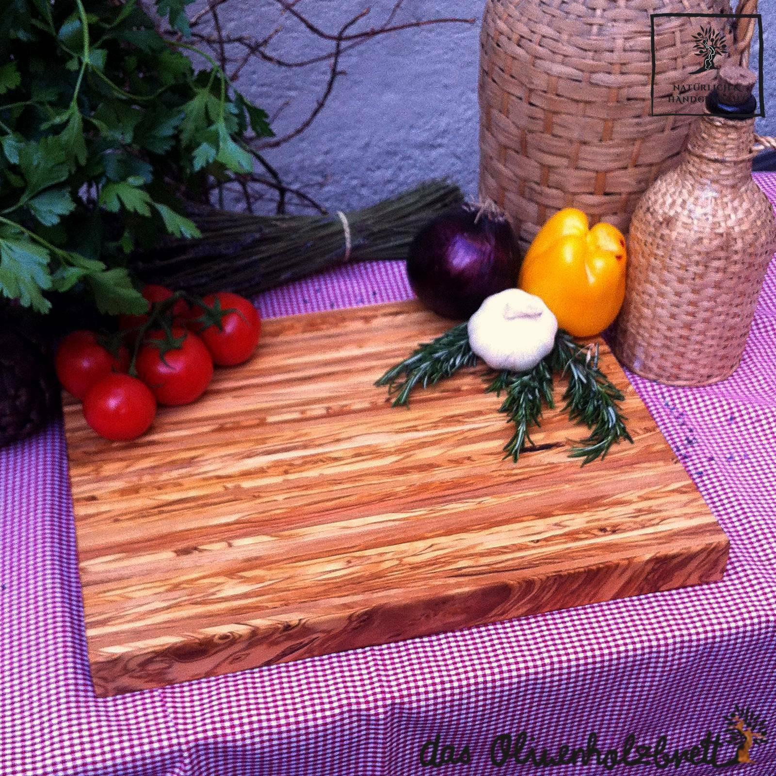 50 x 30 x 3,5 cm de coupe planche Hachoir +5x petit-déjeuner Planche collées 30x15x1,5cm