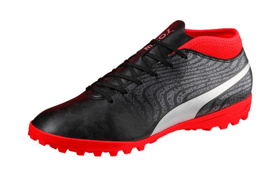 Para hombres zapatos de de de fútbol Turfy Puma uno 18.4 TT [104561 01] 77d987