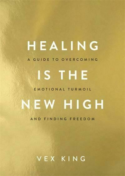 PRE-ORDER: Healing Is the New High by Vex King