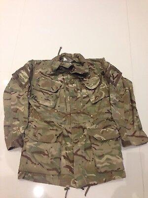 MTP British Issue Smock 2 Combat Camouflage Windproof Jacket Size 180//96 Medium