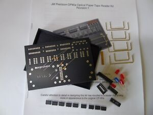 OP-80a reproduction poinçonné Lecteur De Bande Kit