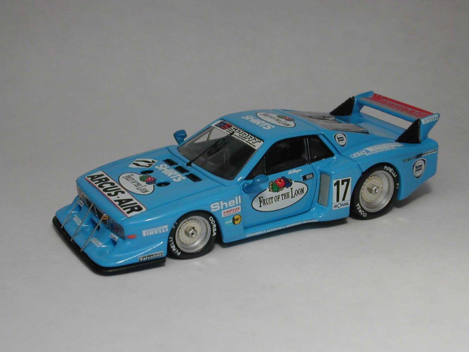 oferta de tienda Lancia Beta MonteCochelo    17 4th 1000 km nurburgring 1981 Heyer Ghinzani 1 43  productos creativos