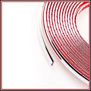 2-meter-12mm-Silver-Chrome-Car-Styling-Moulding-Strip-Trim-Adhesive