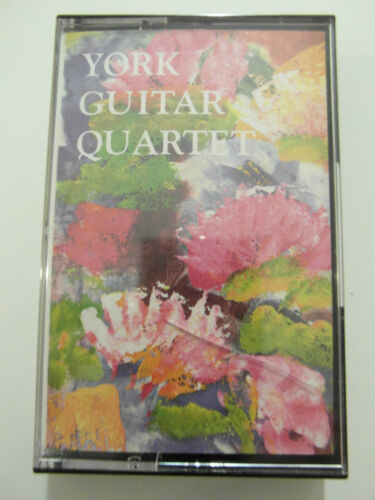 York Guitar Quartet - Album Cassette Tape, Used very good