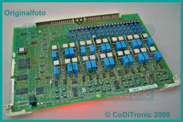SLMO24 für Telekom T-Octopus E300/800 & T-Octopus F 600 ISDN ISDN-Telefonanlage