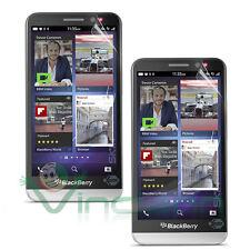 2x Pellicola trasparente triplo strato per BlackBerry Z30 protezione display