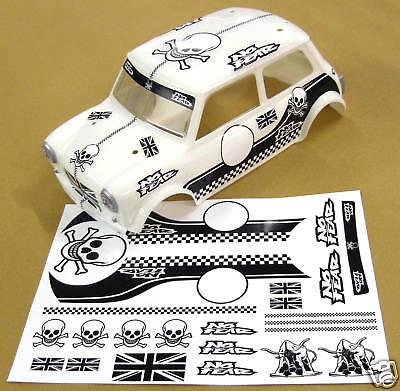 RC Tamiya Mini RAT LOOK decal kit stickers M01 M03 M05