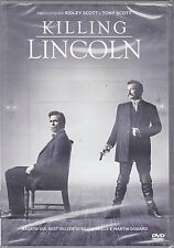 Dvd **KILLING LINCOLN** di Tony e Rdley Scott nuovo 2013