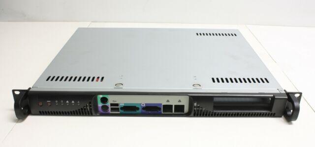 SuperMicro 1U Rackmount server chassis case w\260w PSU
