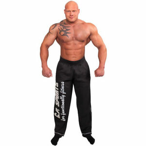 Bodybuildinghose Fitnesshose Kraftsport-Hose Trainingshose Sweat Pants Freizeit
