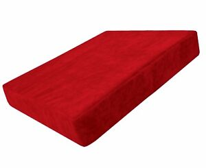 ma04t-Red-Velvet-Style-3D-Box-Thick-Sofa-Seat-Cushion-Cover-Custom-Size