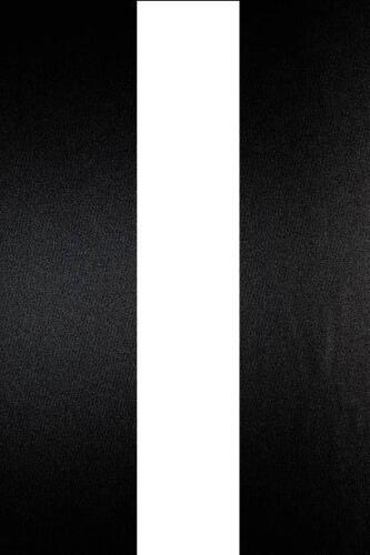 "5/"" SATIN BLACK Bonnet Stripes Viper Style 3m x12.5cm 10/' 01 fits FORD"