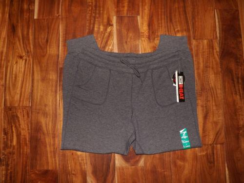 NWT Womens Weatherproof 32 Degrees Lounge Pants Sweatpants Gray Size XL X-Large