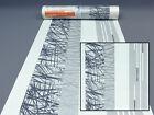 2 m² Vlies Tapete Erismann VERTIKO 6746-15 Grafik Streifen silber grau weiß