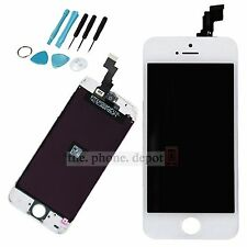 For White iPhone 5C LCD Touch Screen & Digitizer Display Assembly Replacement UK