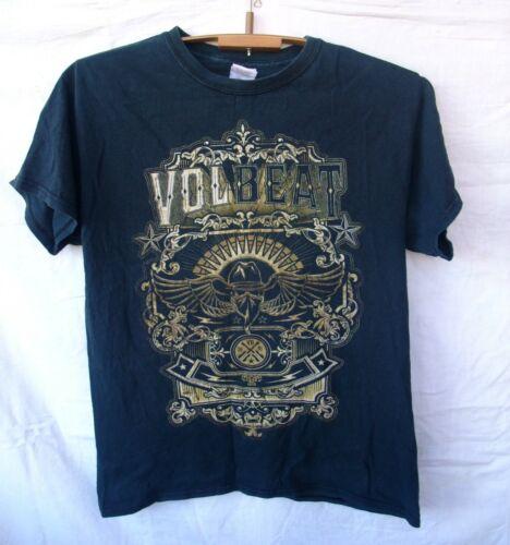 Volbeat t-shirt logo 2001 Metallica Gojira Slipkno