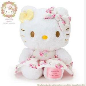 Hello-Kitty-meets-LAURA-ASHLEY-Plush-Doll-Couture-Rose-2016-Sanrio-Japan-F-S