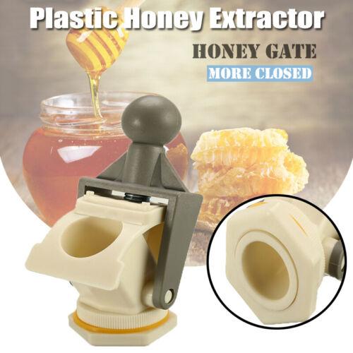 Plastic Bee Honey Gate Tap Beekeeping Tool Honey Extractor Bottling Machine