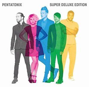 PENTATONIX-PENTATONIX-SUPER-DELUXE-VERSION-2-CD-NEU