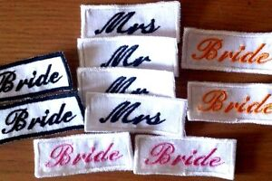Image Is Loading Converse Bride Amp Groom Labels Wedding Customise Your