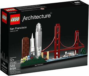 Enthousiaste Lego Architecture 21043 - San Francisco