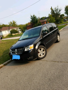 2008 dodge grand caravan sxt fully loaded