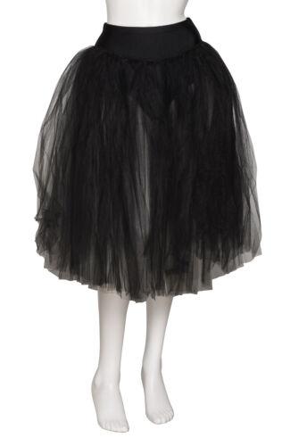 Girls Ladies Black Romantic Ballet Dance Tutu Skirt All Sizes By Katz Dancewear