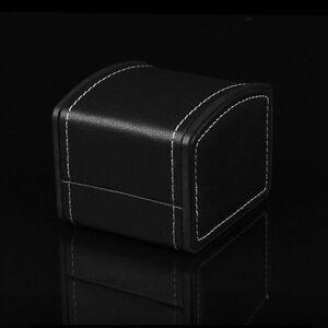Fine-jewelry-storage-watch-shows-grid-slot-box-leather-PU-single-tissue-NP2C