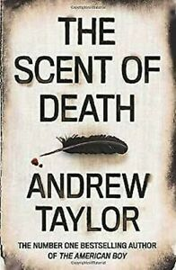 Aroma-De-Muerte-Tapa-Dura-Andrew-Taylor