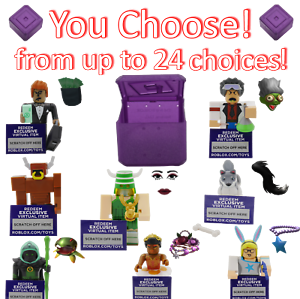 YOU-CHOOSE-Roblox-Celb-Series-3-Mystery-Box-Toy-Code-Exclusive-Online-Item