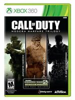 Call of Duty: Modern Warfare Trilogy (Microsoft Xbox 360, 2016) Video Games