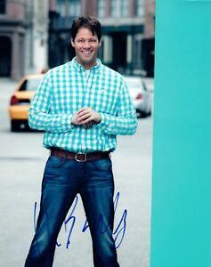 Ike Barinholtz Signed Autographed 8x10 Photo The Mindy