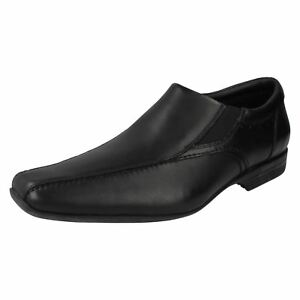 Forbes Step £ On 99 Slip pelle da Clarks in 44 nera Mens Aaq1RSF