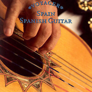 FREE US SHIP. on ANY 3+ CDs! NEW CD Various Artists: Voyager: Spain - Spanish Gu