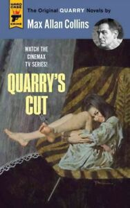 Quarry-039-s-Cut-Paperback-by-Collins-Max-Allan-Brand-New-Free-shipping-in-th