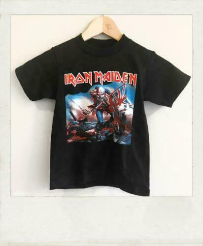 Kids T Shirt Iron Maiden Baby