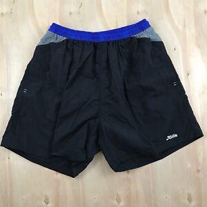 4e6097cf7e4bc Image is loading Vintage-Hobie-Mens-100-Nylon-Swim-Shorts-Size-