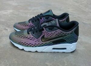 big sale 1ec46 d1fe9 Image is loading NEW-NIKE-AIR-MAX-90-ULTRA-MOIRE-QS-