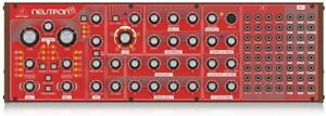 Mischpult Neutron Synthesizer Soundmodul DJ Equipment Recording Musizierzubehör