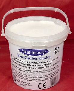 Plaster-of-Paris-Newly-Packed-Tub-of-Casting-Plaster-Select-your-size-Sulptur