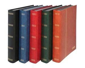 Lindner-1162S-R-60-Seiten-Einsteckbuch-Elegant