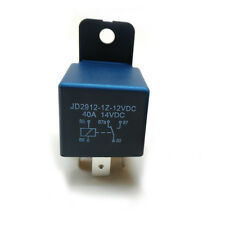 1PC 12V 30A 40A AMP 5Pin Car SUV Motorcycle Bike ON/OFF Split Changeover Relay