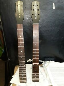 DANELECTRO-LOT-OF-2-CHINESE-NECKS-DC-PROJECT-AS-IS-FREE-FREIGHT-SEAFOAM