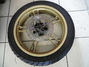 E4. Yamaha YZF 125 RE06 Cerchione Posteriore Ruota 3,75 x 17 Pollici Bordo